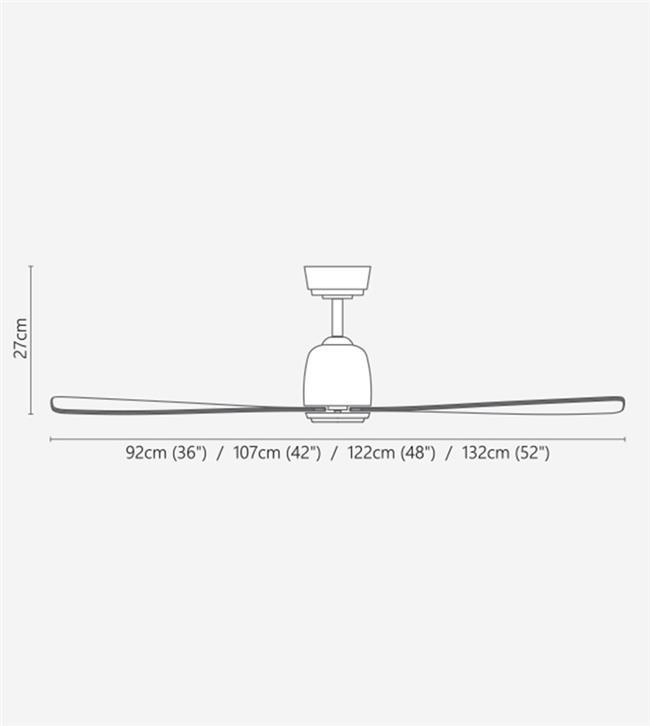 מאוורר דגם דיימונד אייר 48 - Swingfans