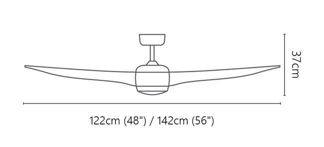 מאוורר דגם רובי - Swingfans
