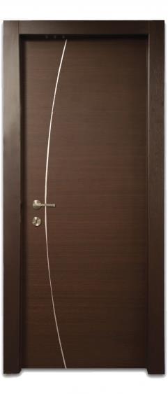 דלת ניקל חצי ירח - דלתות אלון