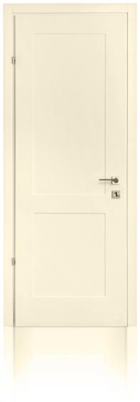 דלת 2 פנאלים ישרים - דלתות אלון