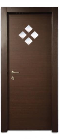 דלת 4 מעויינים - דלתות אלון