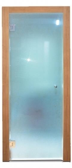 דלת זכוכית איכותית - דלתות אלון