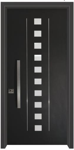 דלת פיניקס יוקרתית  - דלתות אלון