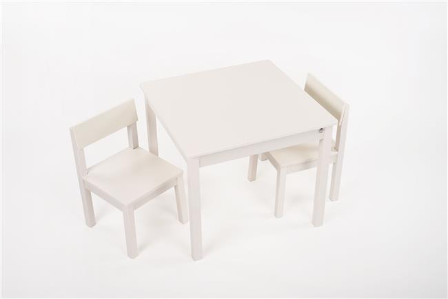 סט שולחן חלק - קוקולה