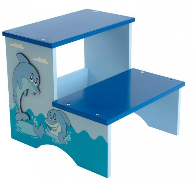 שרפרף עץ כחול דולפין - קוקולה