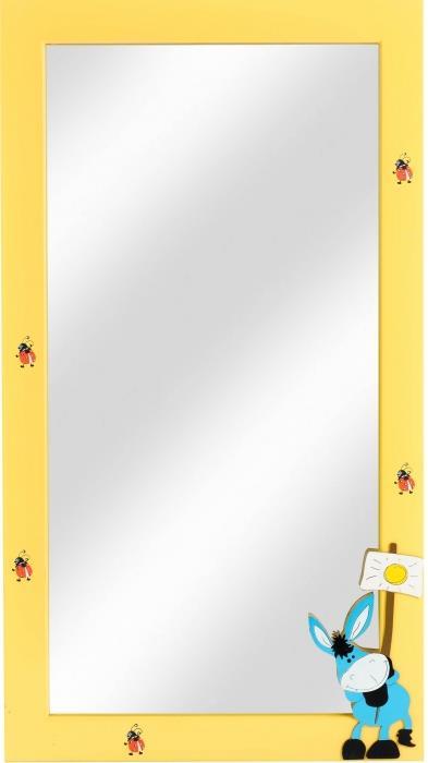 מראה צהובה - קוקולה
