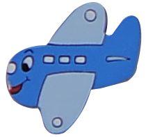 ידית לארון ילדים בצורת מטוס - קוקולה