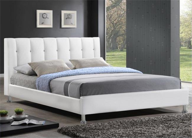 ענק מיטה זוגית עם ארגז מצעים BYANCA מבית Garox | הדירה - פורטל לעיצוב הבית KP-14