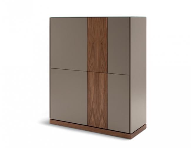 יחידת אחסון Contour-v - סול רהיט