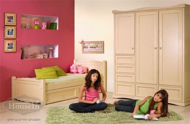 מיטת ילדים ספיר - HouseIn