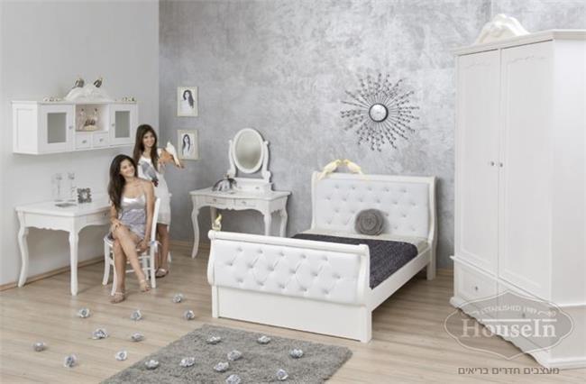 מיטת נוער לואי - HouseIn