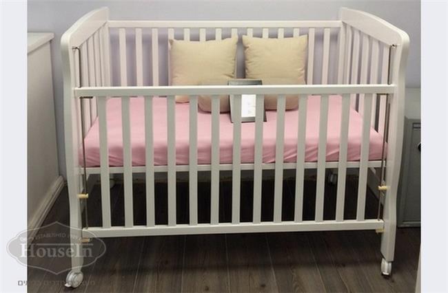 מיטת תינוק חצב ושידה נסיכה - HouseIn
