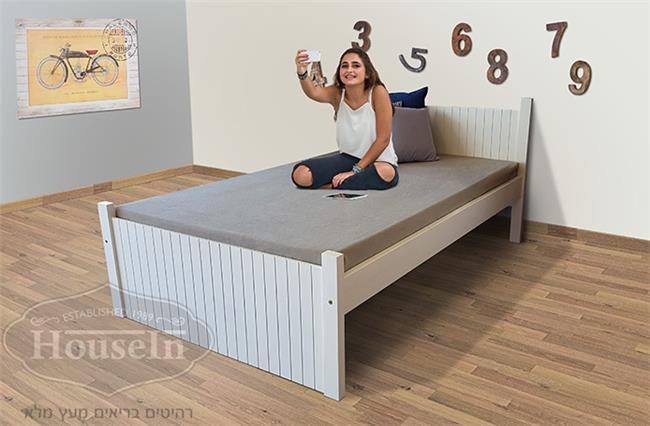 מיטת נוער דגם ניב - HouseIn