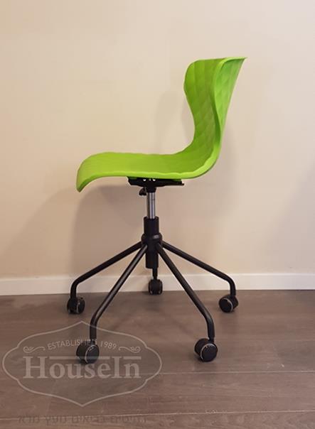 כסא תלמיד דגם ג'וי ירוק - HouseIn