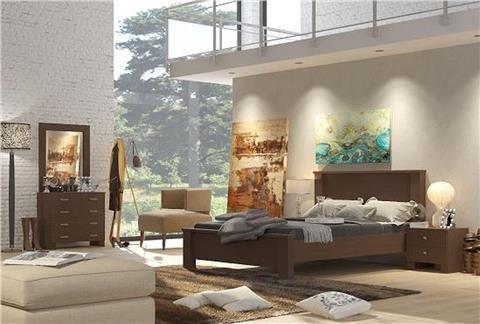 חדרי שינה זוגי קומפלט פיסטוק - Best Bait Design