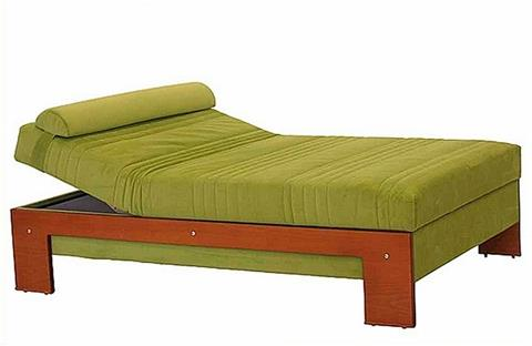 מיטה וחצי עם ארגז מצעים Karry - Best Bait Design