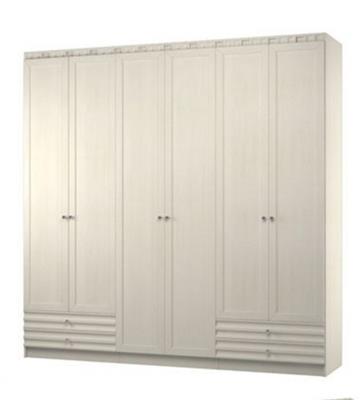 ארון בגדים 6 דלתות סושי - Best Bait Design