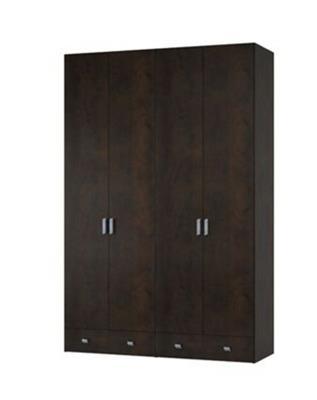 ארון בגדים 4 דלתות Vered - Best Bait Design