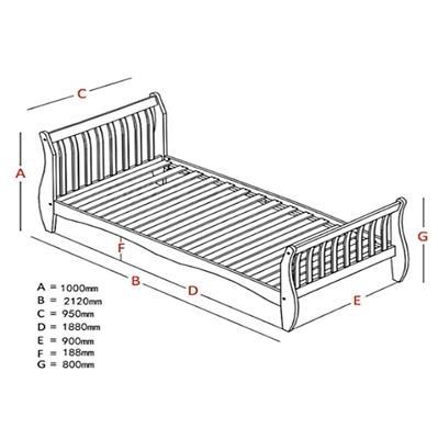 מיטת בנות MODA - Best Bait Design