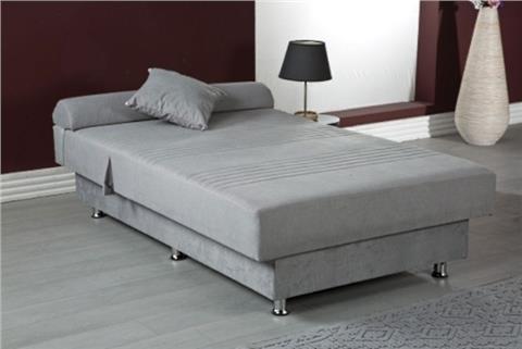 מיטה וחצי עם ארגז מצעים GUMP - Best Bait Design