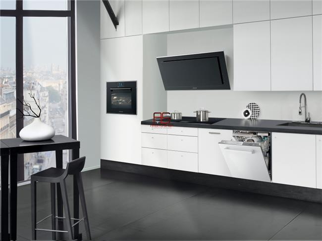 תנור בנוי DOP6597B שחור - Aristo Shop