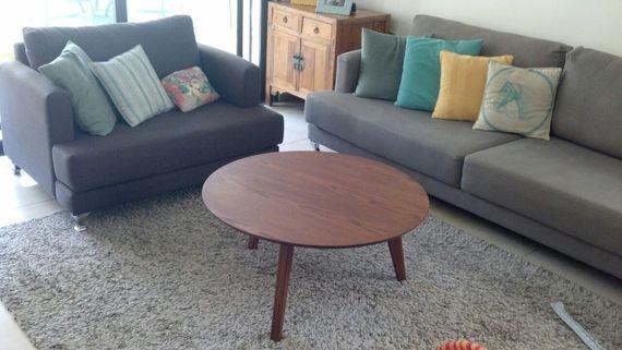 שולחן קפה בסגנון וינטג - יניב פשפשים