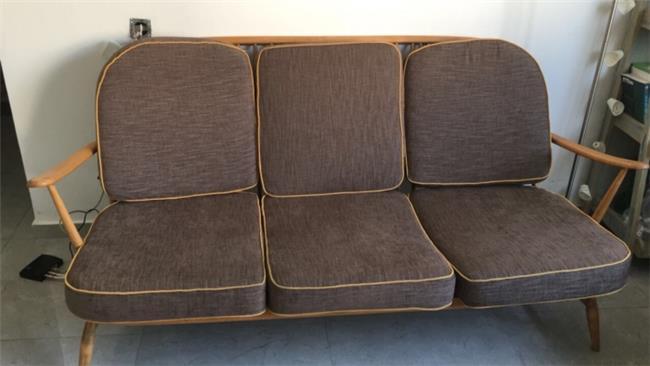 ספה תלת מושבית משודרגת - יניב פשפשים