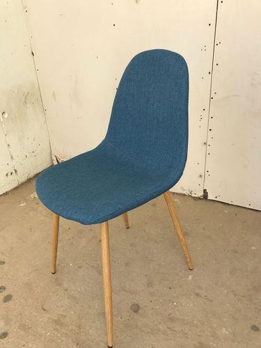 כיסא אוכל ונציה כחול - Besto