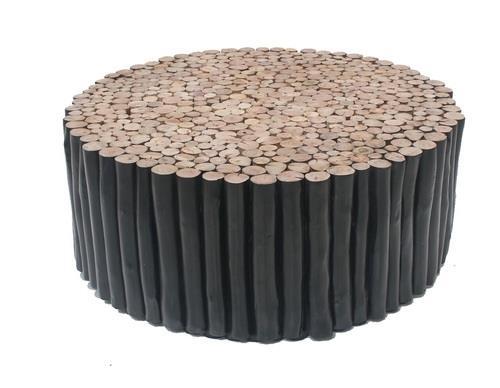 שולחן סלון גזע טיק - Besto