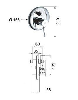 אינטרפוץ 4 דרך N09L  - טאגור סנטר