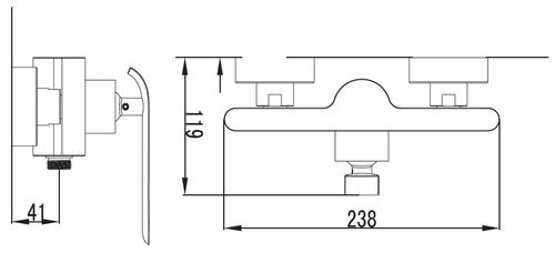סוללה לאמבט מישיגן 52006 - טאגור סנטר