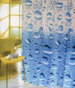 וילון אמבטיה בד בועות - טאגור סנטר