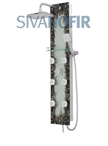 פנל למקלחת מזכוכית 2430 DS - טאגור סנטר