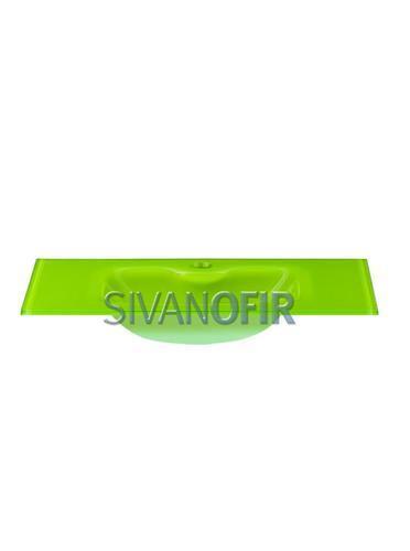 כיור זכוכית ירוק 9680GR  - טאגור סנטר