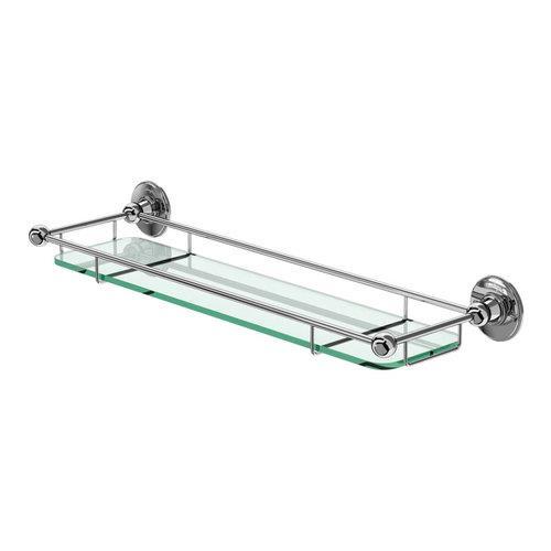 מדף זכוכית לאמבטיה BURLINGTON - טאגור סנטר