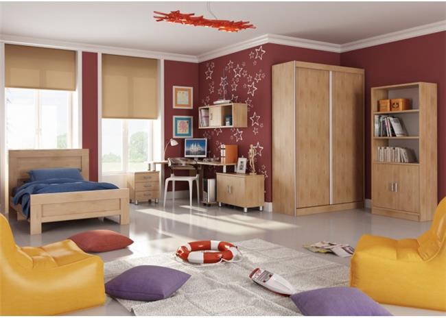חדר ילדים קומפלט נועם - ספקטרום