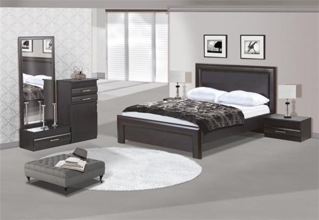 חדר שינה קומפלט סילבר - ספקטרום