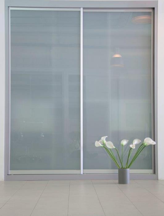 ארון הזזה 2 דלתות - Balas Design