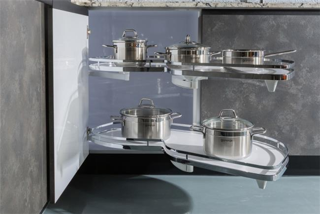 פתרונות אחסון - ERA Kitchens