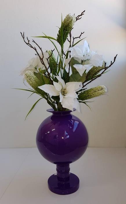 אגרטל פרחים ייחודי - עידן פרזול ודלתות בע''מ