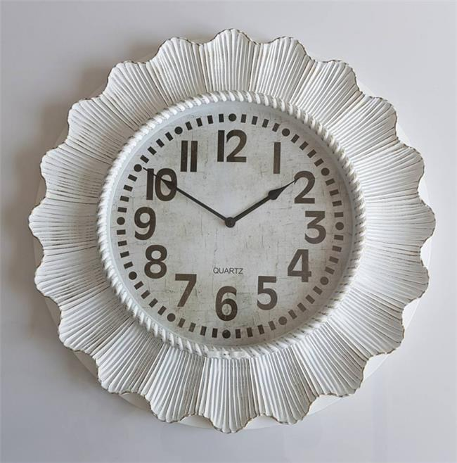 שעון קיר צדפה - עידן פרזול ודלתות בע''מ