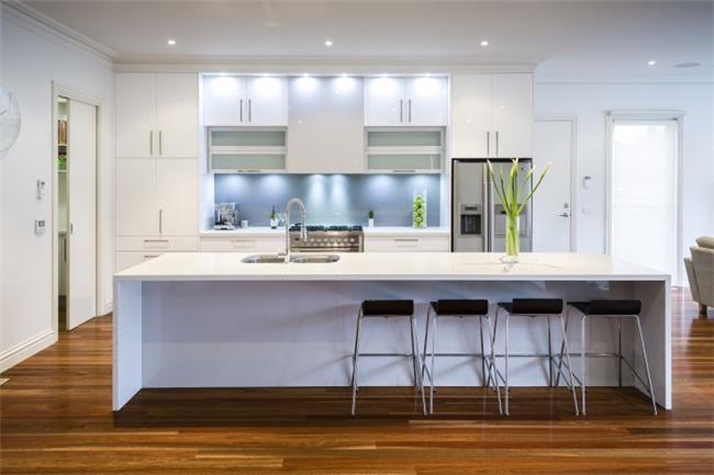 מטבח מודרני מעוצב - נגב מטבחים