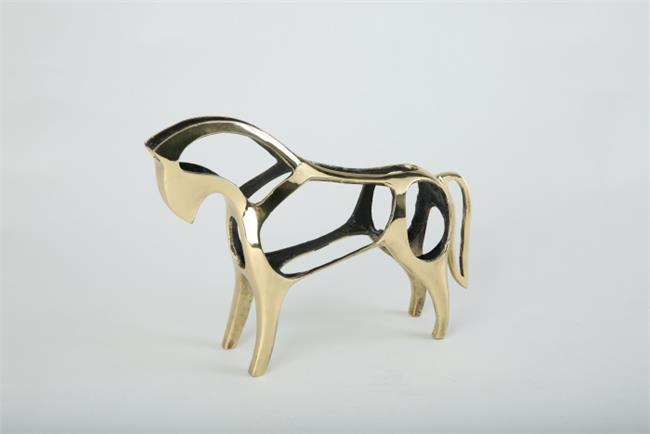 פסל סוס חלול - IMPERIAL DECOR