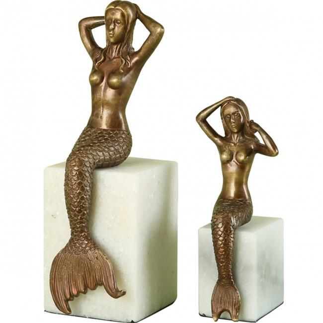 פסל בת הים - IMPERIAL DECOR