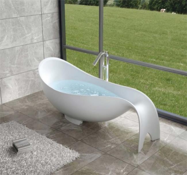 אמבטיה מעוצבת sen001 - IMPERIAL DECOR