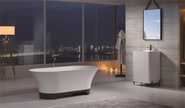 אמבטיה מעוצבת קוריאן - IMPERIAL DECOR