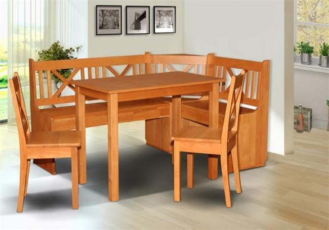 פינת ישיבה משפחתית למטבח ברצלונה - Green house