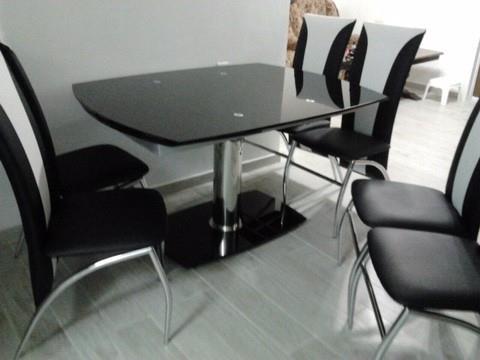 שולחן אוכל יוקרתי דגם T150 - Green house