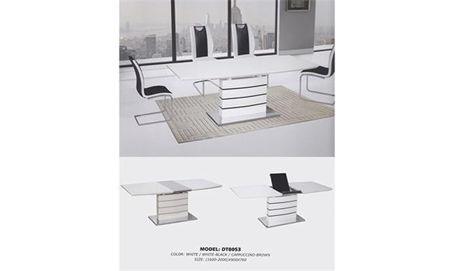 שולחן זברה אפוקסי 8053 - Green house