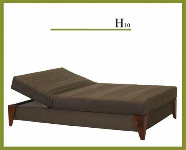 מיטת נוער M1 - Green house